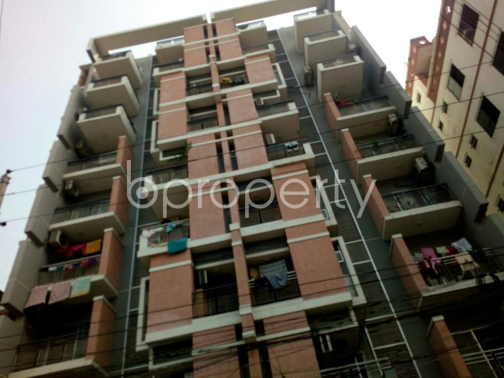 Outside view - 3 Bed Apartment to Rent in Fatulla, Narayanganj City - 1852864