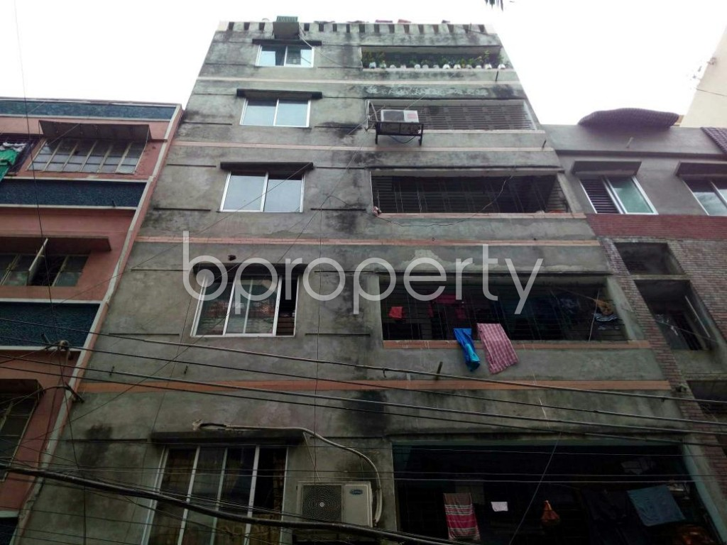 Front view - 2 Bed Apartment for Sale in Mohammadpur, Dhaka - 1853033