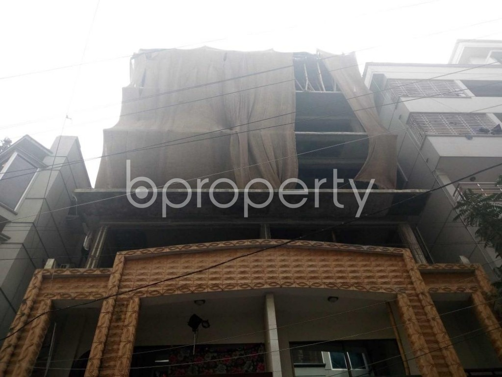 Front view - 4 Bed Duplex to Rent in Uttara, Dhaka - 1853141