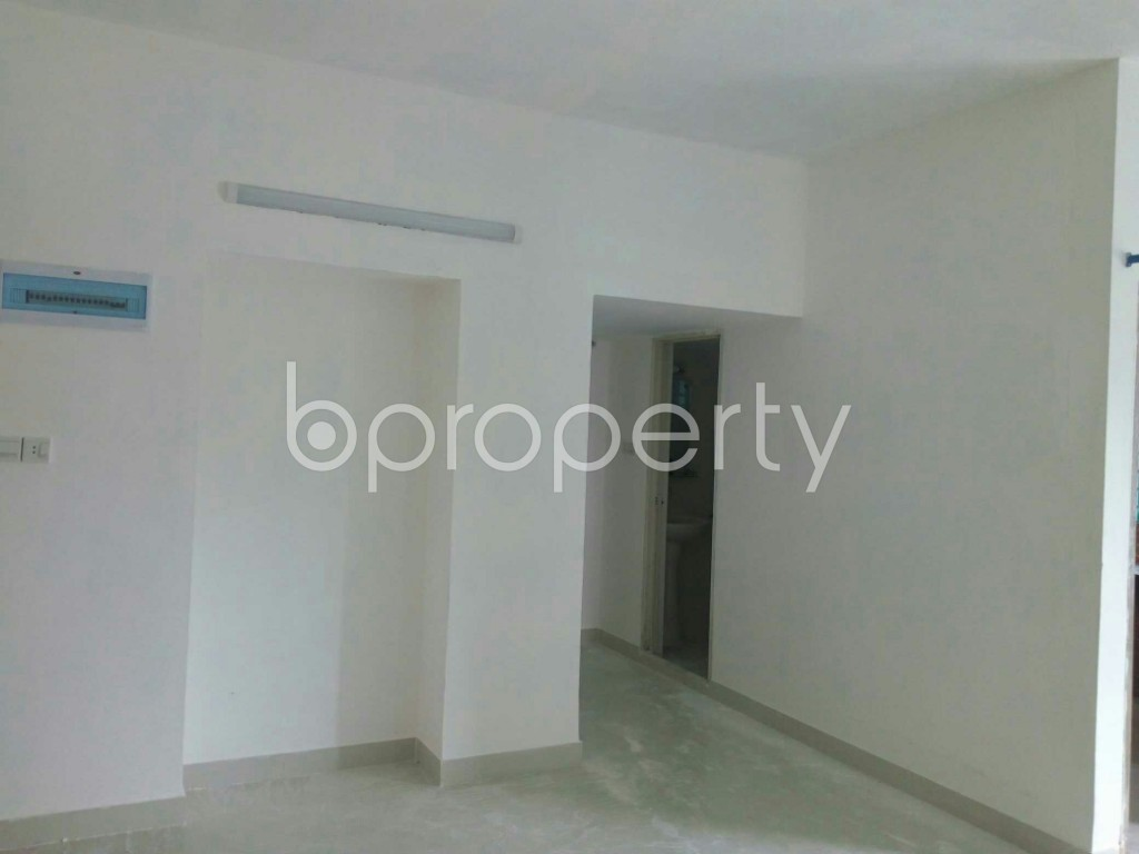 Empty Room - 3 Bed Apartment for Sale in Bashundhara R-A, Dhaka - 1853282
