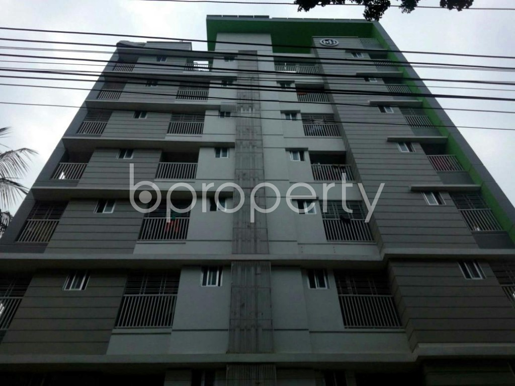 Front view - 3 Bed Apartment to Rent in Older Chowdhury Para Road, Cumilla - 1853337