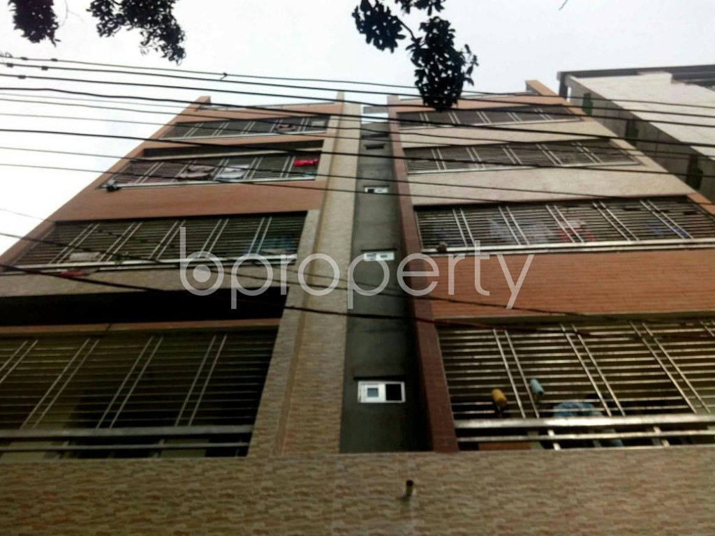 Front view - 3 Bed Apartment to Rent in Older Chowdhury Para Road, Cumilla - 1853342