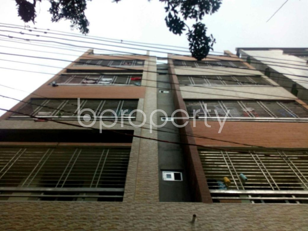 Front view - 2 Bed Apartment to Rent in Older Chowdhury Para Road, Cumilla - 1853344