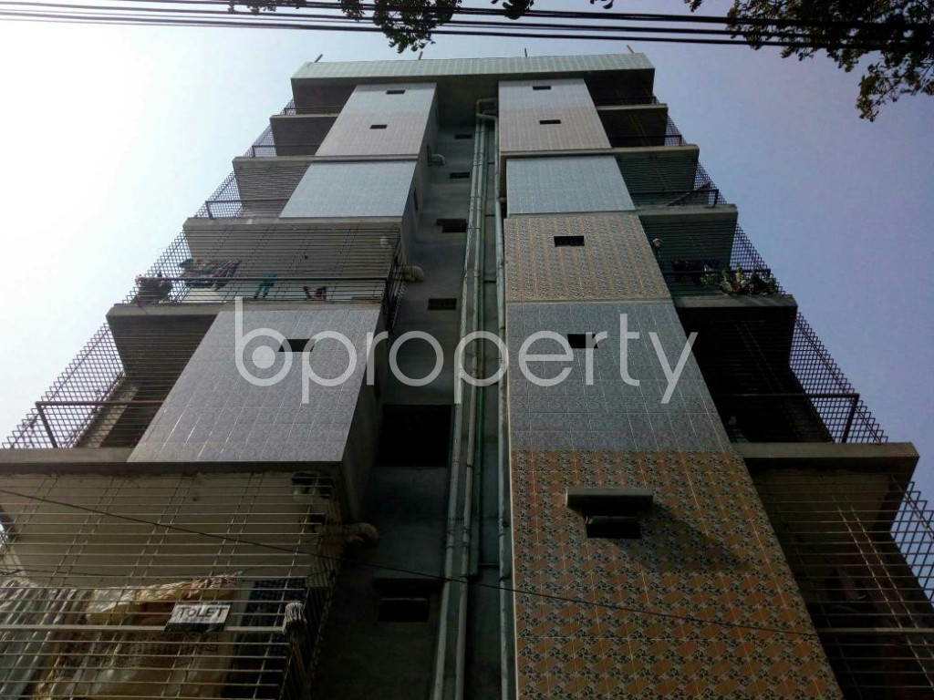 Front view - 2 Bed Apartment for Sale in Uttar Khan, Dhaka - 1854314