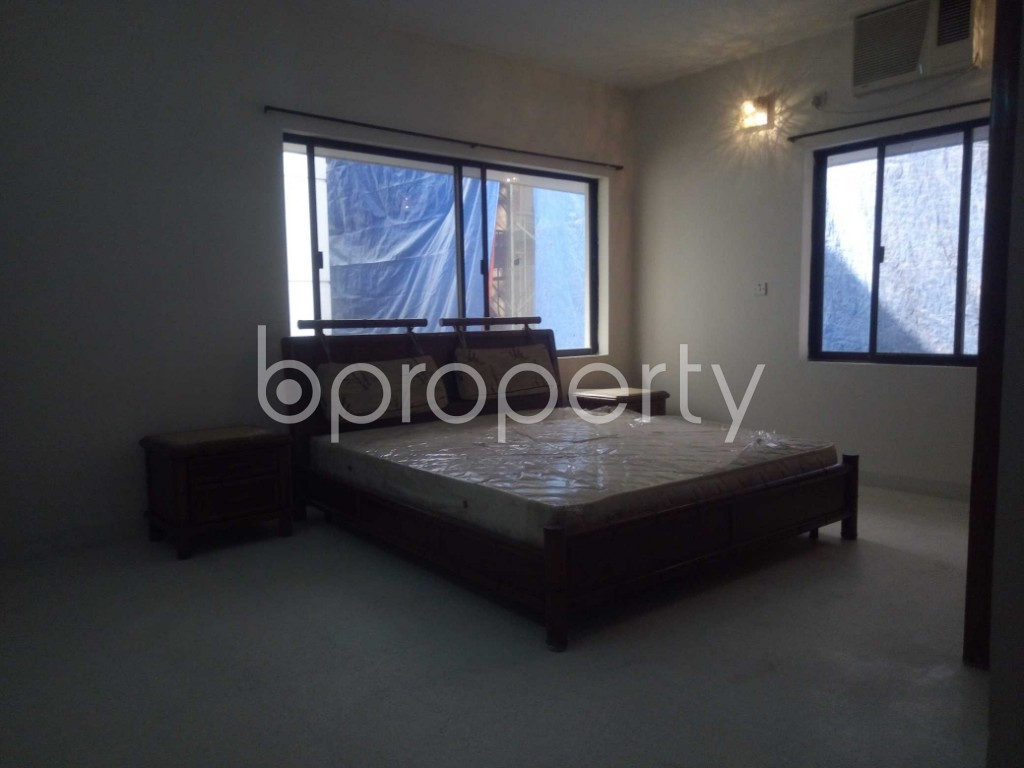 Bedroom - 3 Bed Apartment to Rent in Baridhara, Dhaka - 1855269