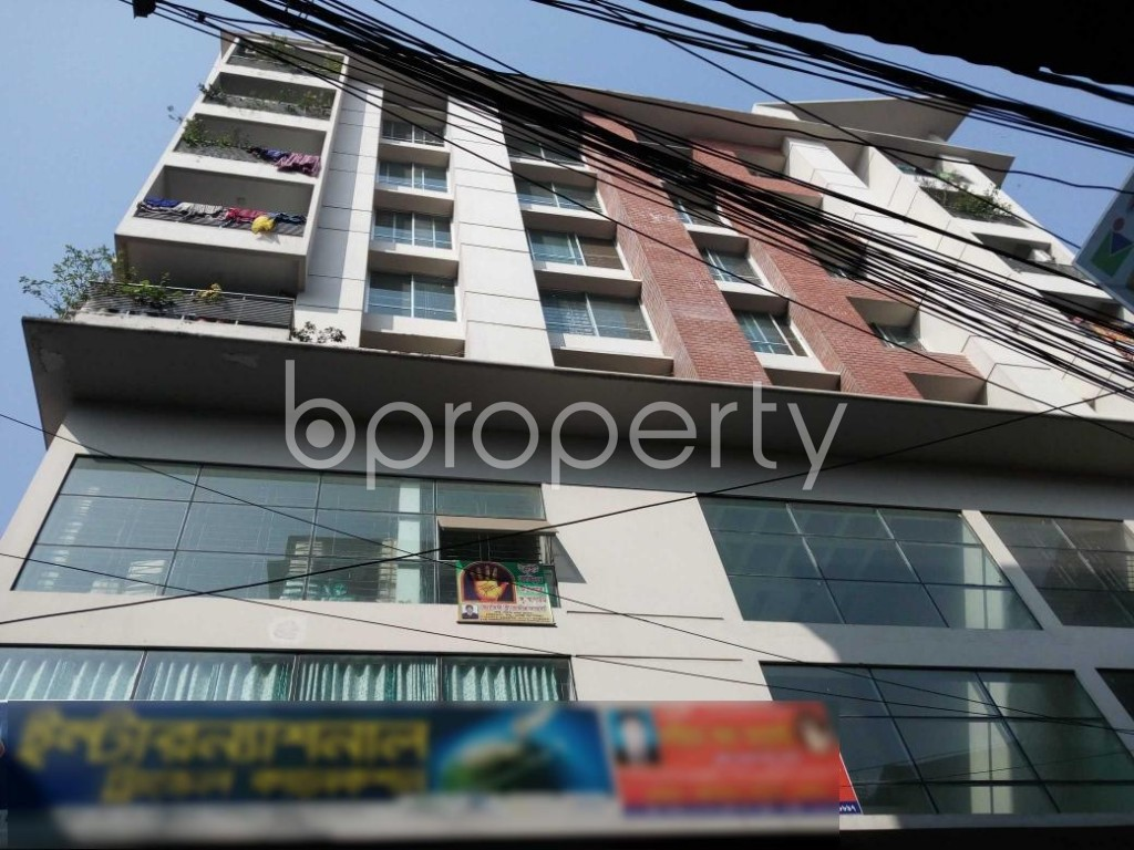 Front view - Shop for Sale in 32 No. Andarkilla Ward, Chattogram - 1855420