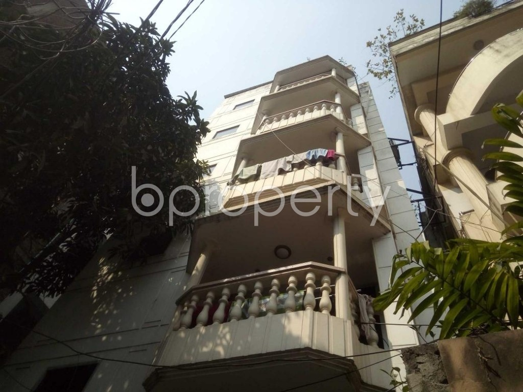 Front view - 3 Bed Apartment to Rent in Baridhara, Dhaka - 1855465