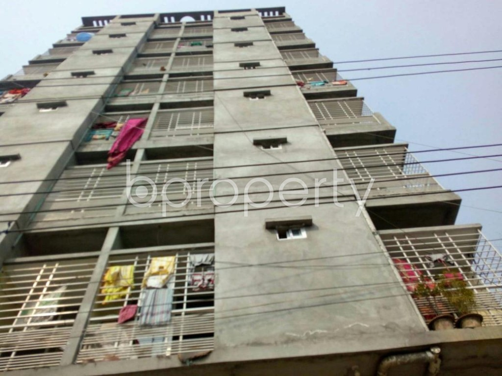 Front view - 2 Bed Apartment to Rent in Fatulla, Narayanganj City - 1855473