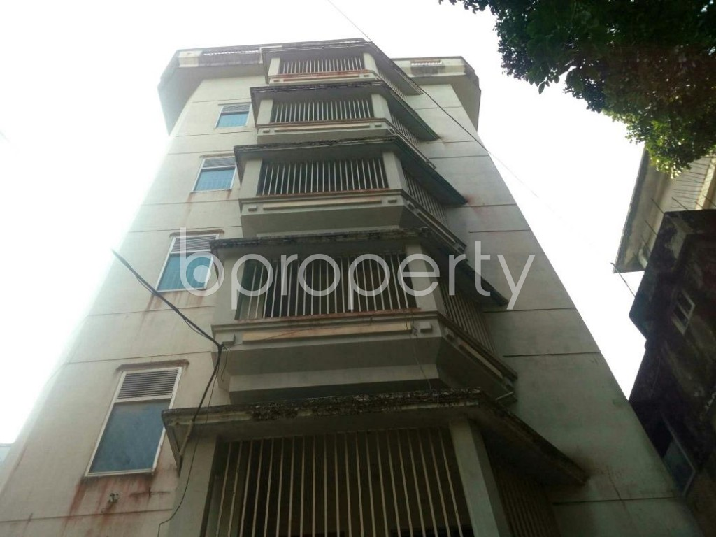 Front view - 3 Bed Apartment to Rent in South Khulsi, Chattogram - 1855513