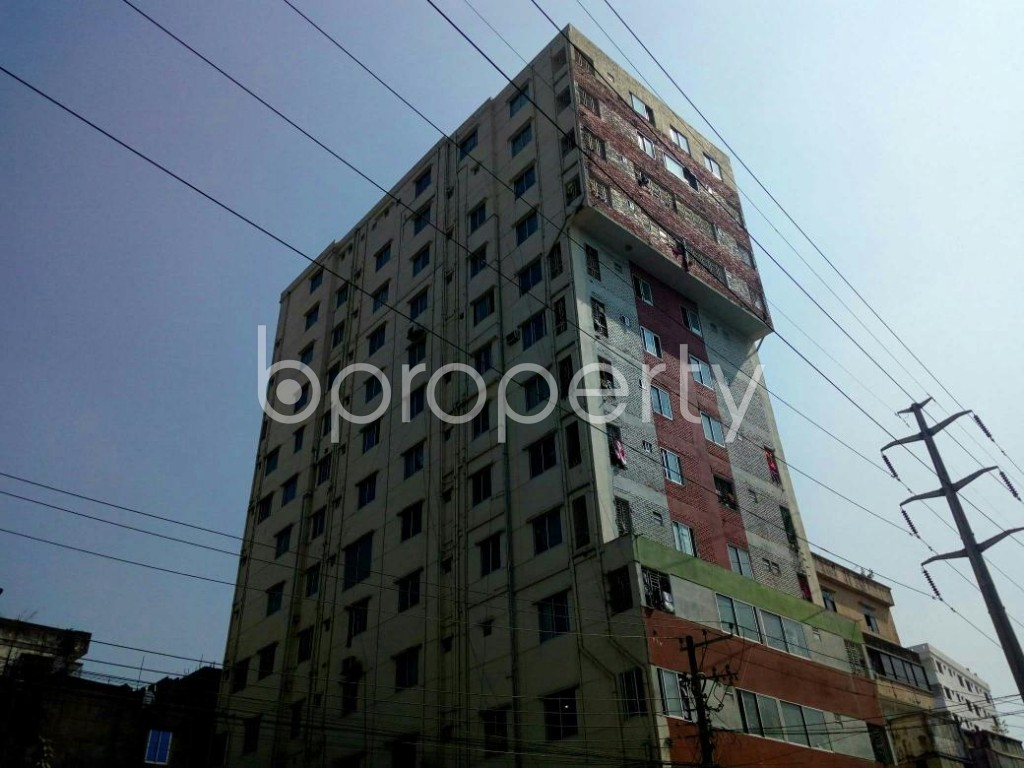Front view - 3 Bed Apartment for Sale in 4 No Chandgaon Ward, Chattogram - 1855593