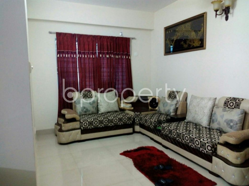 Dine/Dining - 3 Bed Apartment for Sale in Mirpur, Dhaka - 1855628
