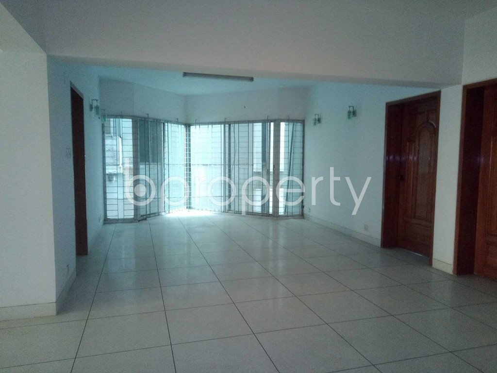 Dining area - 4 Bed Apartment to Rent in Baridhara, Dhaka - 1855771