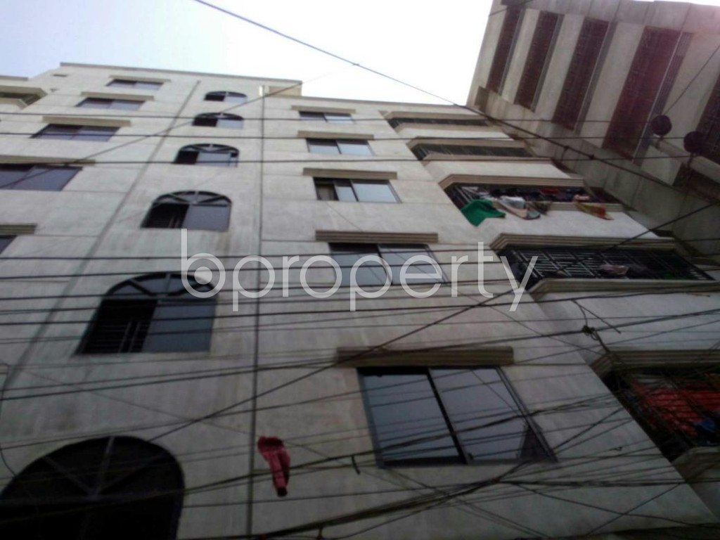 Front view - 2 Bed Apartment to Rent in Fatulla, Narayanganj City - 1855794