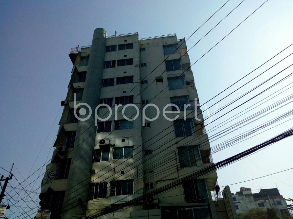 Outside view - 3 Bed Apartment to Rent in South Khulsi, Chattogram - 1855897
