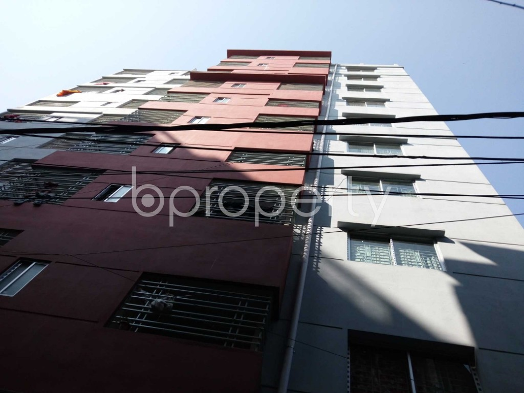 Outside view - 3 Bed Apartment for Sale in Bakalia, Chattogram - 1855927