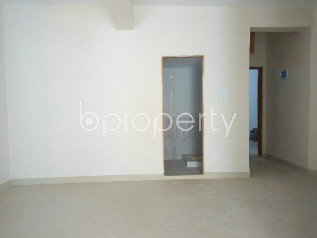 Dining area - 2 Bed Apartment for Sale in Mirpur, Dhaka - 1855954