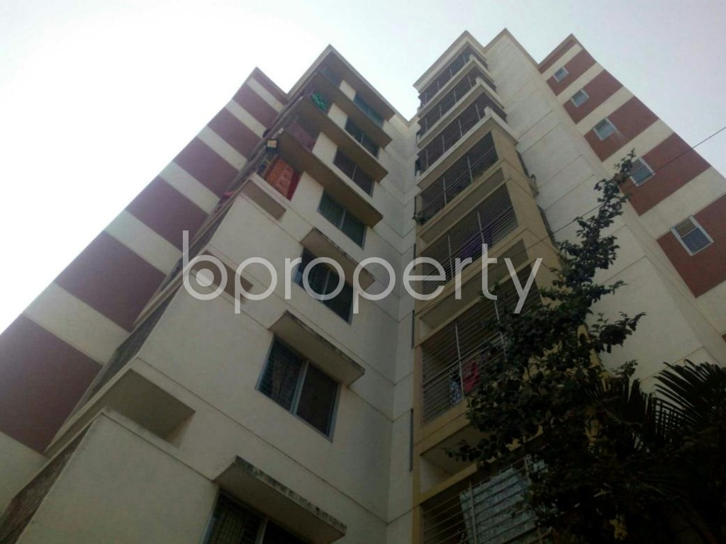 Front view - 3 Bed Apartment for Sale in 4 No Chandgaon Ward, Chattogram - 1856048