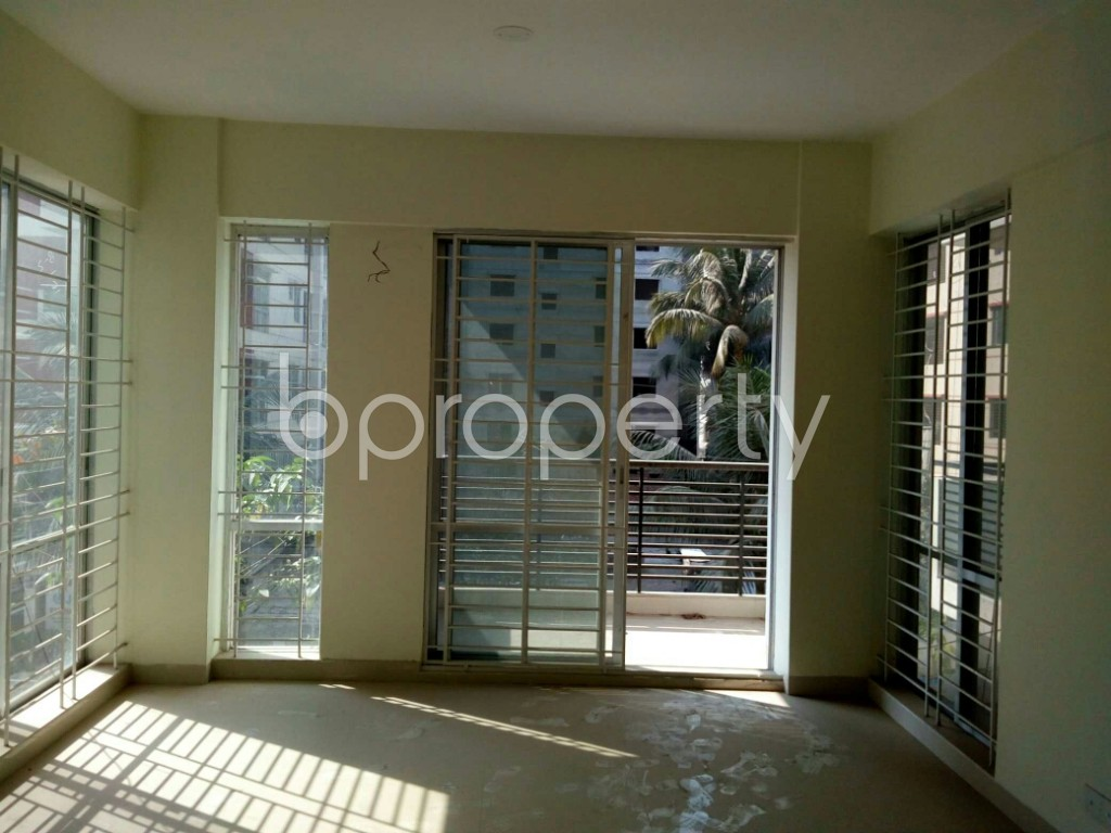 Bedroom - 3 Bed Apartment for Sale in Bashundhara R-A, Dhaka - 1856037