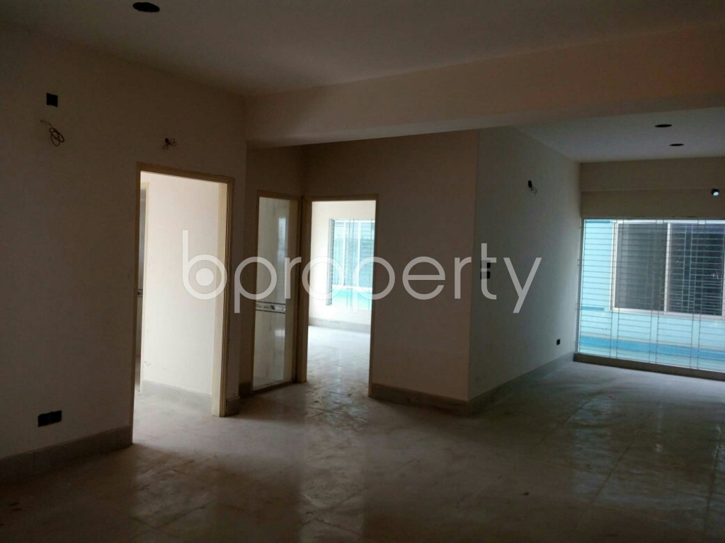 Dine/Dining - 3 Bed Apartment for Sale in Bashundhara R-A, Dhaka - 1856093