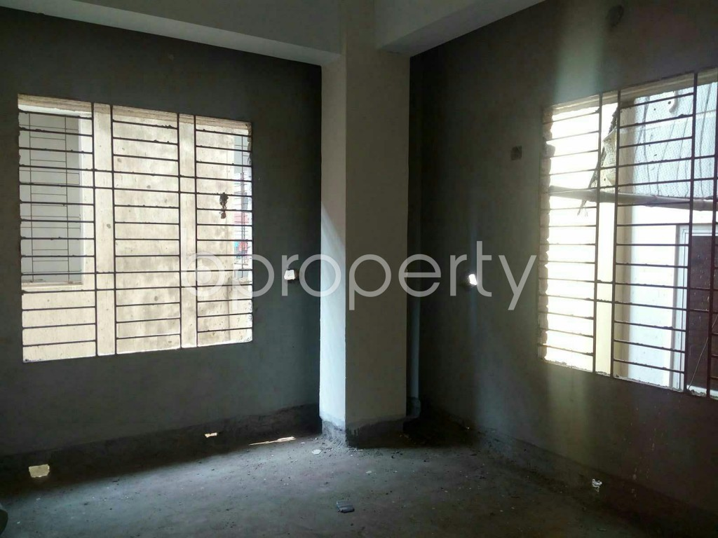 Bedroom - 3 Bed Apartment for Sale in Mirpur, Dhaka - 1856234