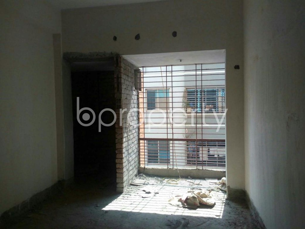Bedroom - 4 Bed Apartment for Sale in Mirpur, Dhaka - 1856235