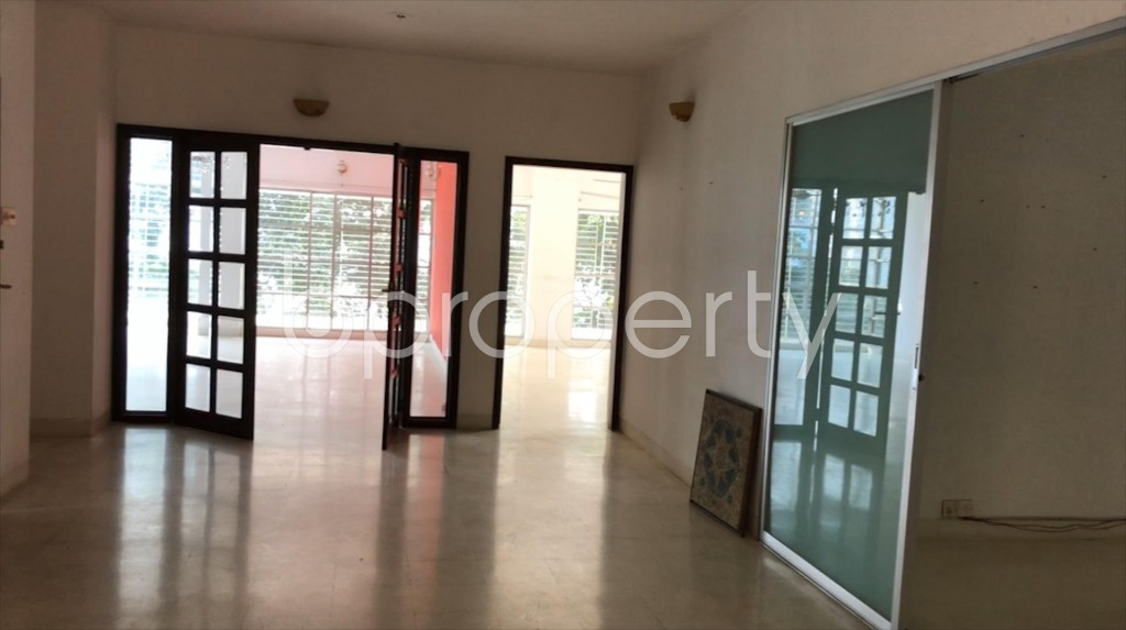 Dining area - 4 Bed Apartment for Sale in Gulshan, Dhaka - 1821915