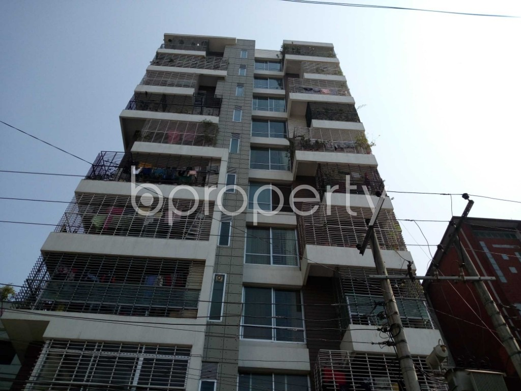 Front view - 3 Bed Apartment for Sale in Jamal Khan, Chattogram - 1857118