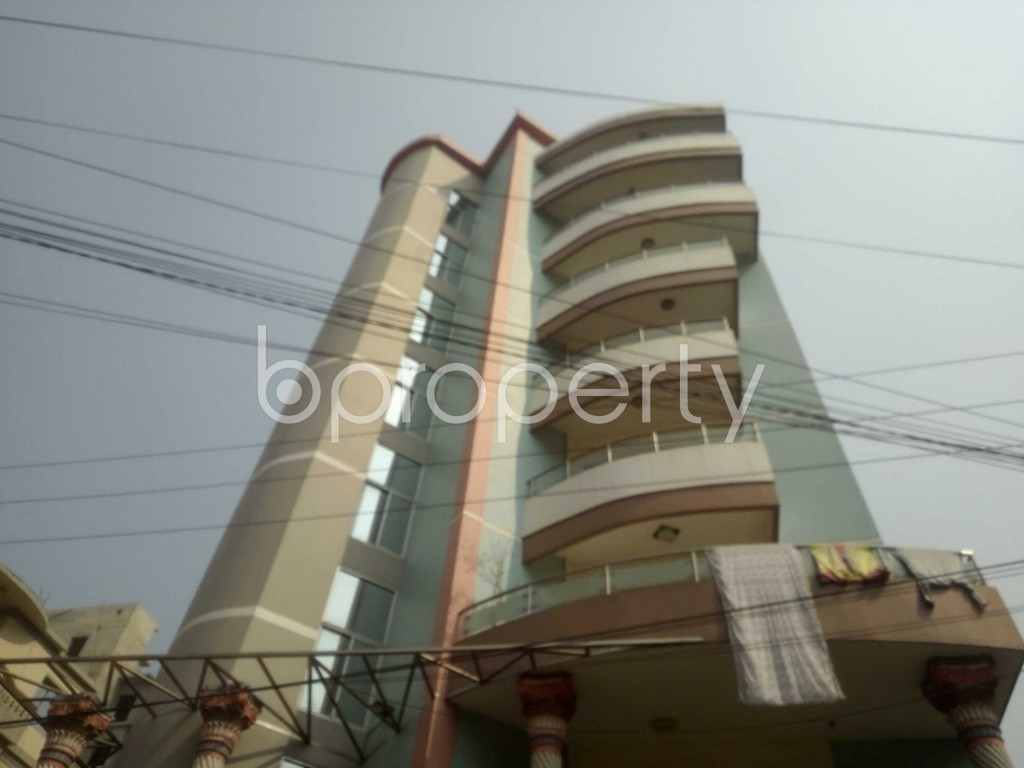 Front view - 3 Bed Apartment to Rent in Baridhara, Dhaka - 1857152