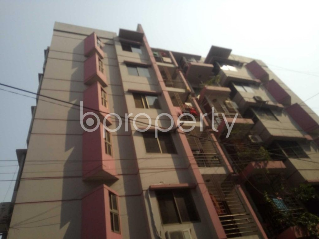 Front view - 3 Bed Apartment to Rent in Baridhara, Dhaka - 1857283