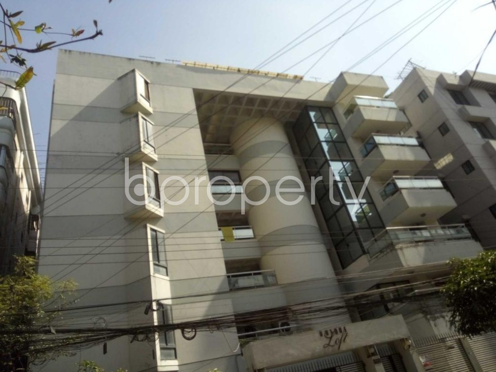 Front view - 4 Bed Apartment to Rent in Baridhara, Dhaka - 1857565