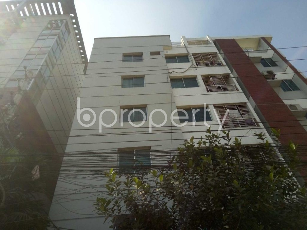 Front view - 3 Bed Apartment to Rent in Baridhara, Dhaka - 1857587