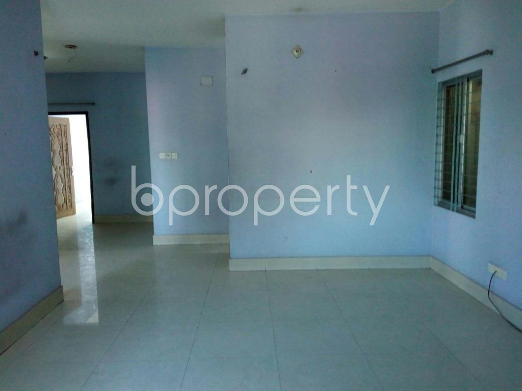 Empty Room - 3 Bed Apartment to Rent in Mohammadpur, Dhaka - 1857617
