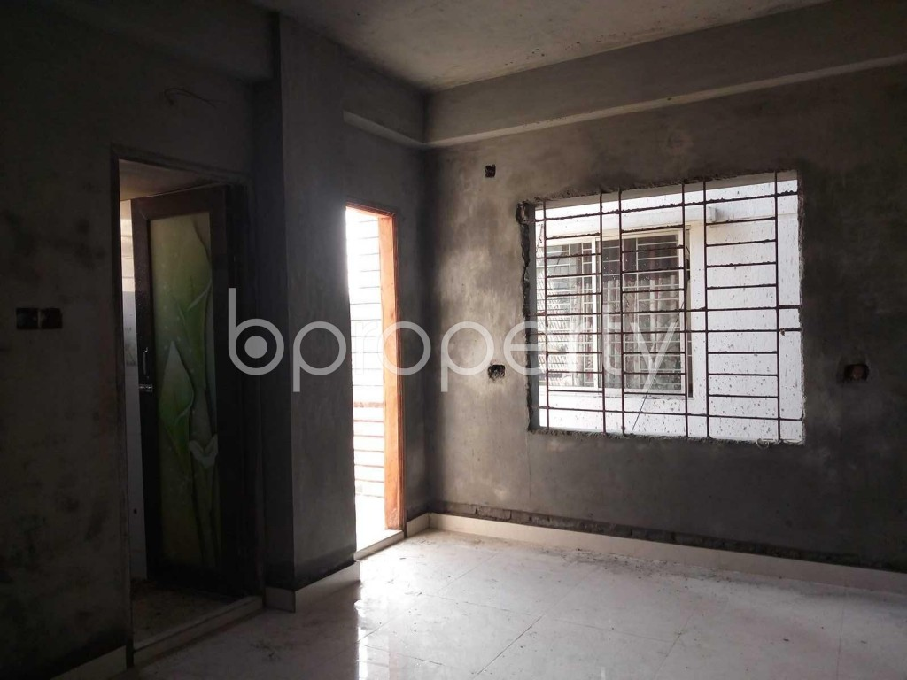 Bedroom - 3 Bed Apartment for Sale in Ibrahimpur, Dhaka - 1857648