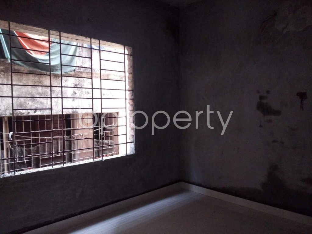 Bedroom - 3 Bed Apartment for Sale in Ibrahimpur, Dhaka - 1857652