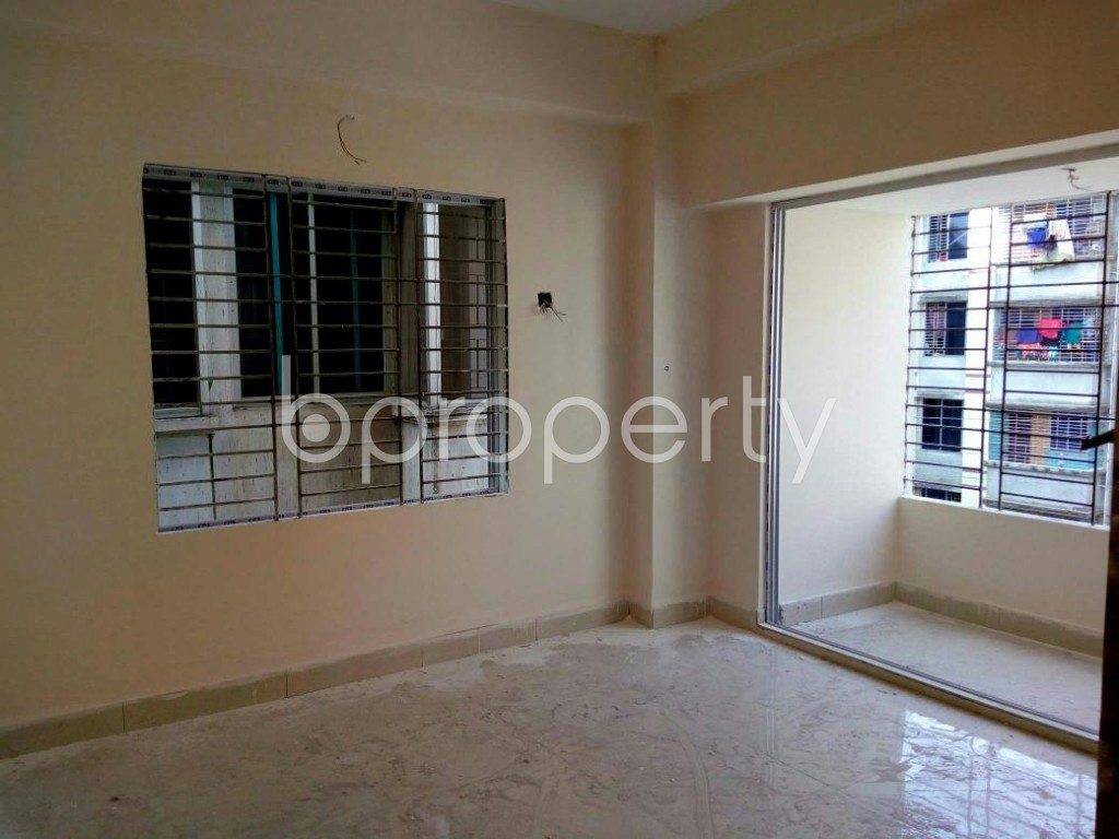Bedroom - 2 Bed Apartment to Rent in Mohammadpur, Dhaka - 1857668