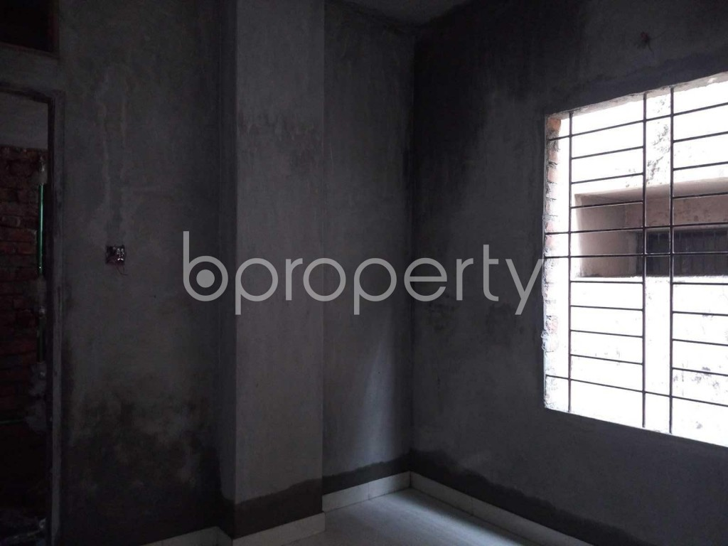 Bedroom - 3 Bed Apartment for Sale in Ibrahimpur, Dhaka - 1857656