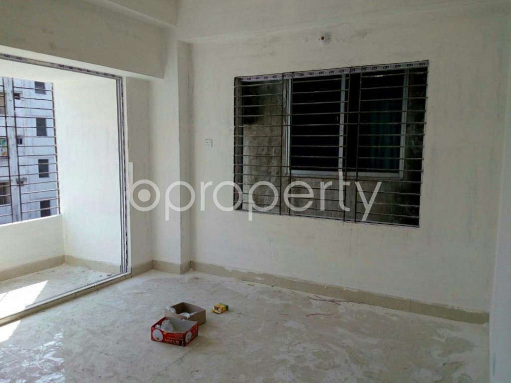 Bedroom - 2 Bed Apartment to Rent in Mohammadpur, Dhaka - 1857670