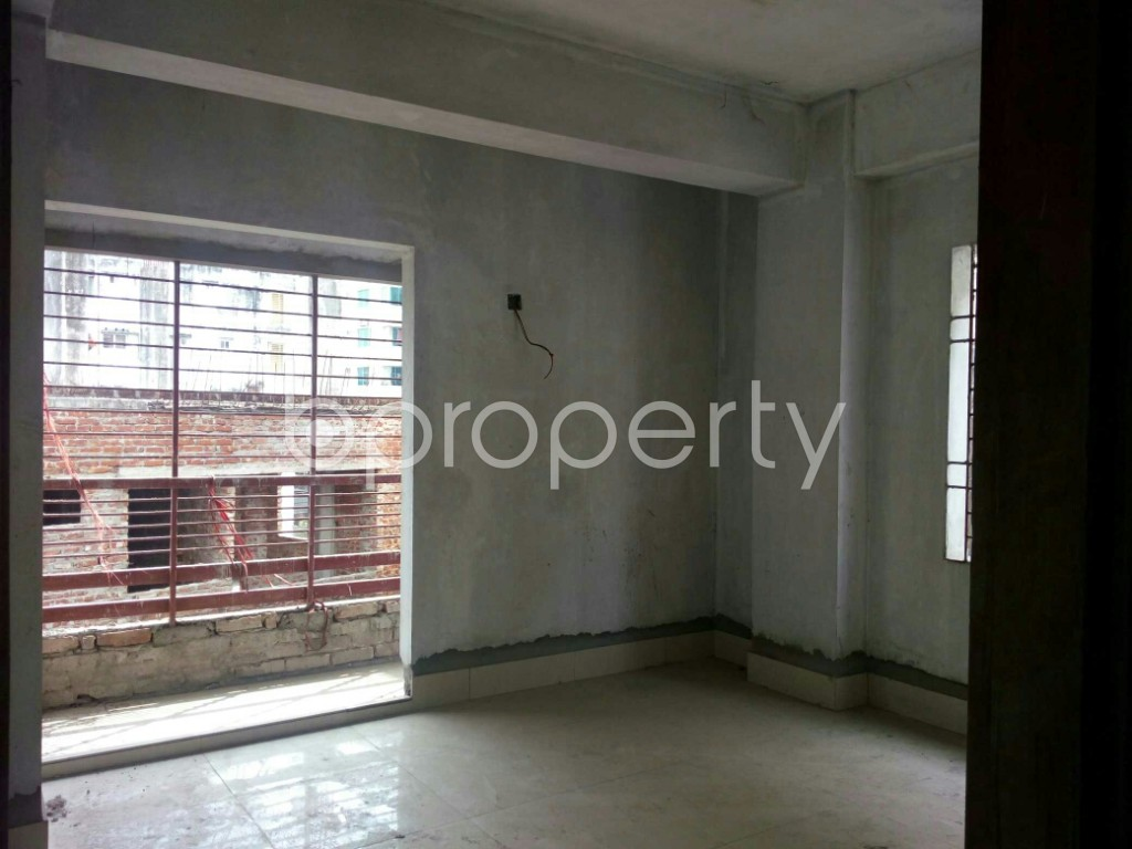 Bedroom - 3 Bed Apartment for Sale in Khulshi, Chattogram - 1857699