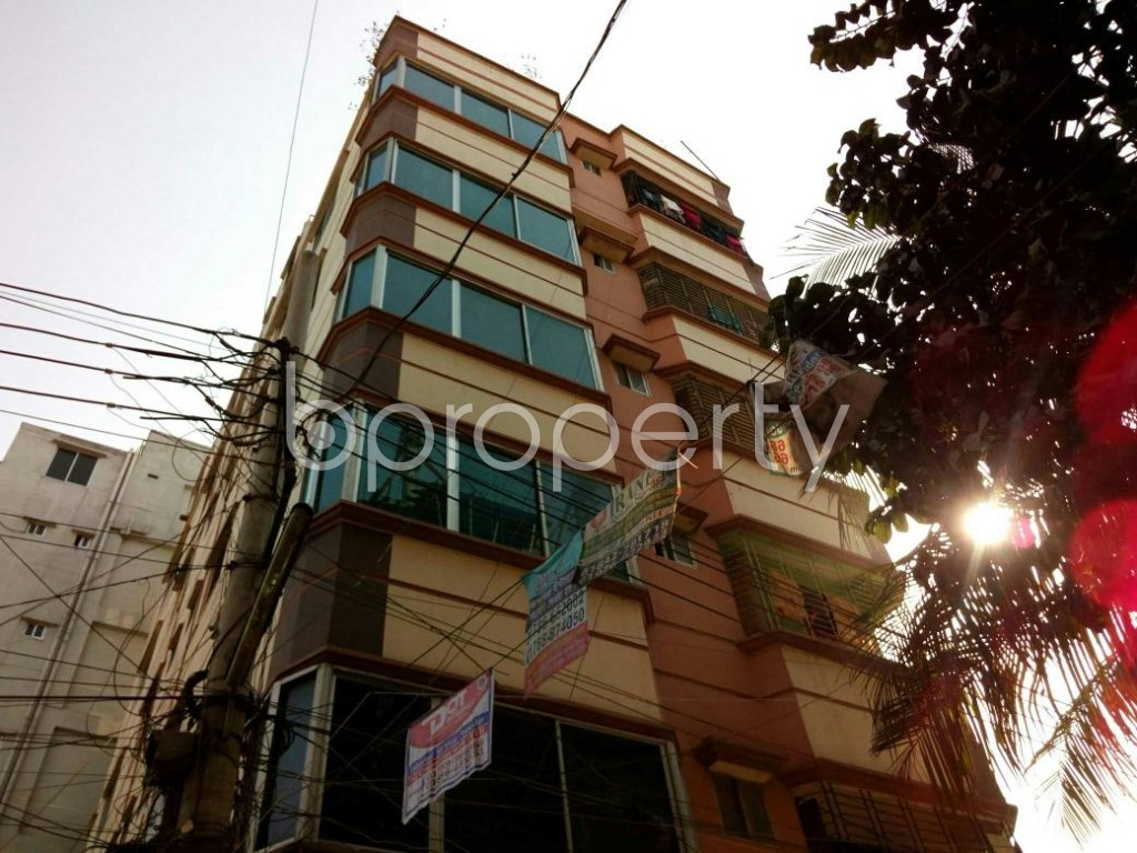 Outside view - 2 Bed Apartment to Rent in Mohammadpur, Dhaka - 1857728