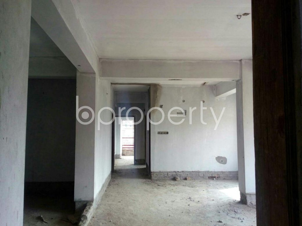 Entrance - 3 Bed Apartment for Sale in Khulshi, Chattogram - 1857701