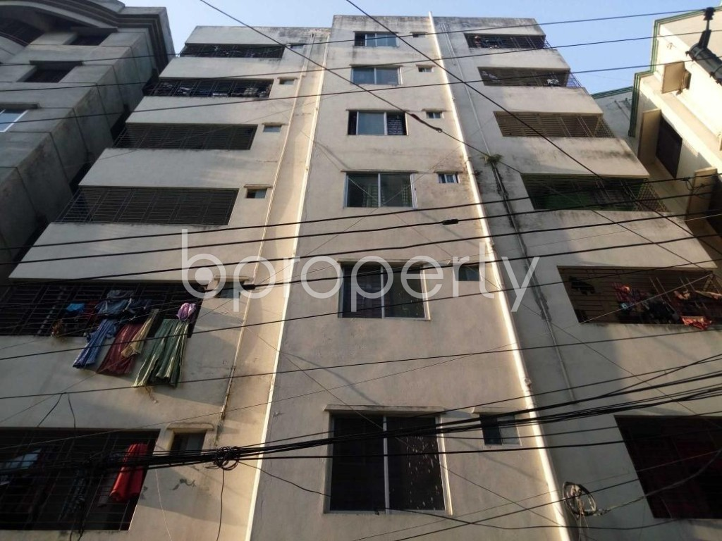 Front view - 2 Bed Apartment for Sale in Mirpur, Dhaka - 1857825
