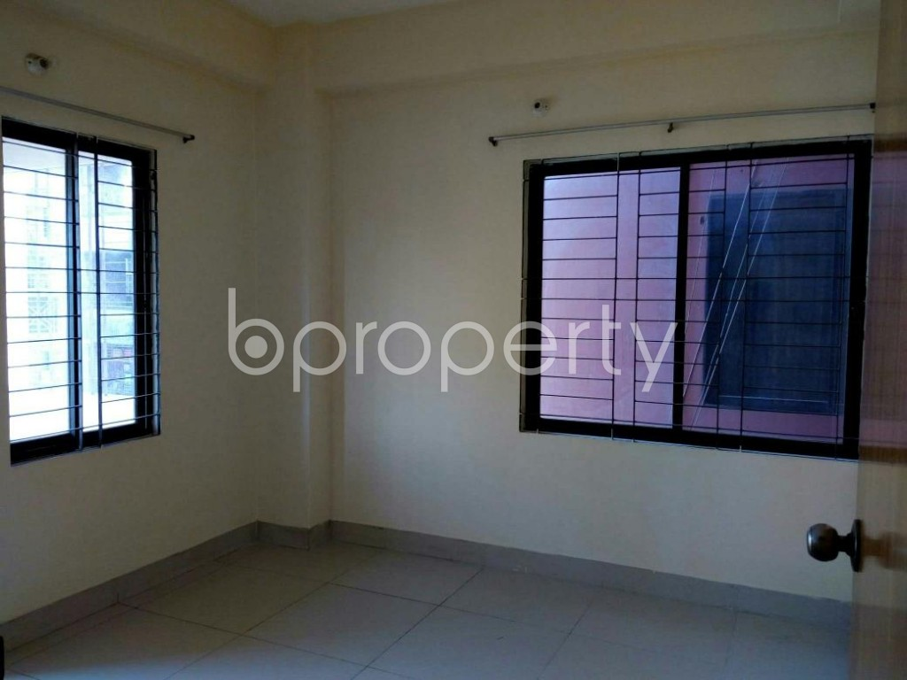 Bedroom - 3 Bed Apartment to Rent in Mohammadpur, Dhaka - 1857843
