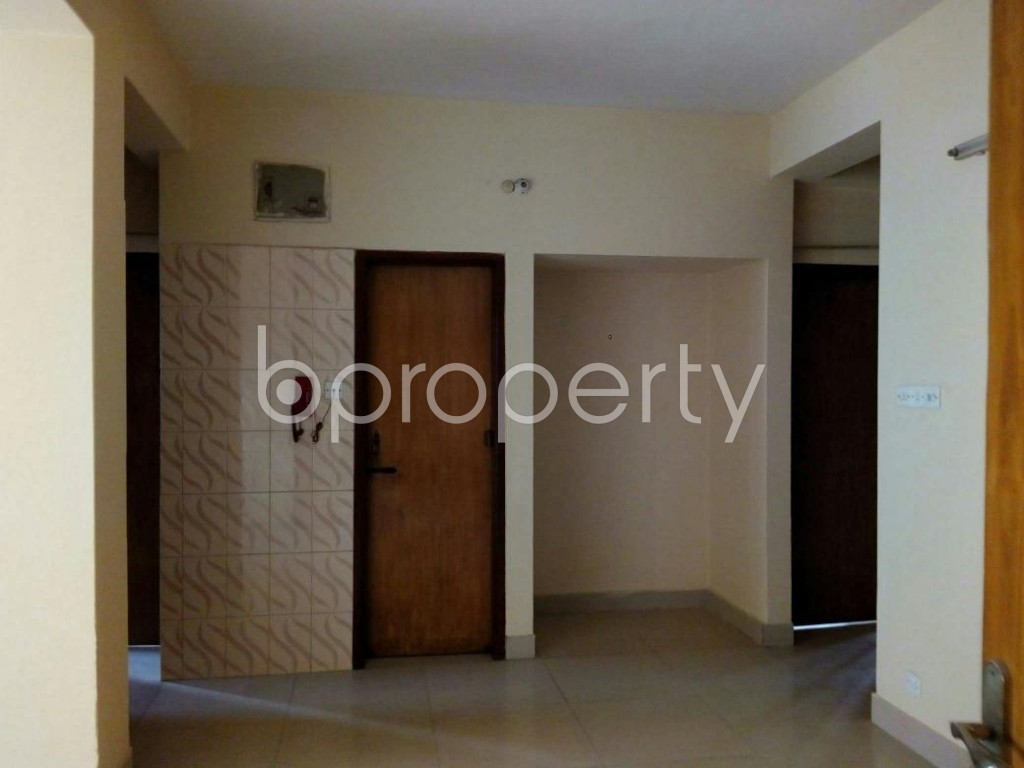 Dining area - 3 Bed Apartment to Rent in Mohammadpur, Dhaka - 1857849