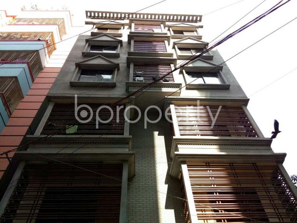 Front view - 2 Bed Apartment to Rent in Mohammadpur, Dhaka - 1857924