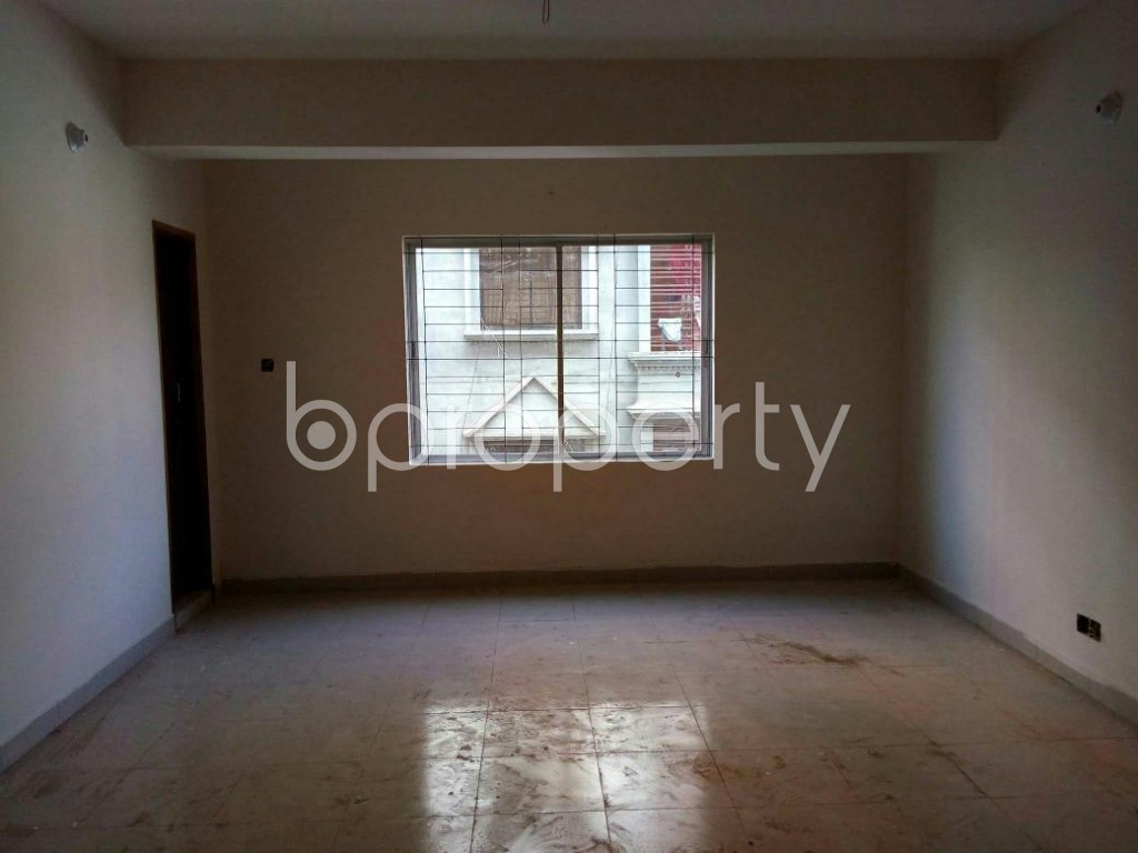 Dining area - 3 Bed Apartment to Rent in Mohammadpur, Dhaka - 1857956