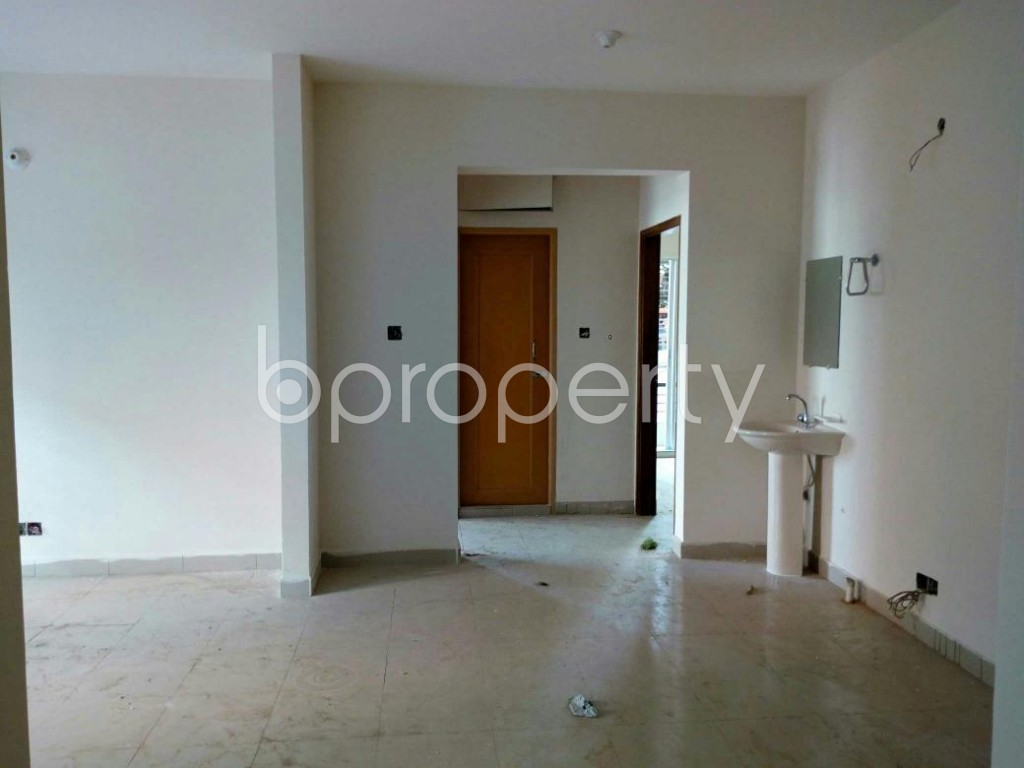 Dining area - 3 Bed Apartment to Rent in Mohammadpur, Dhaka - 1857954