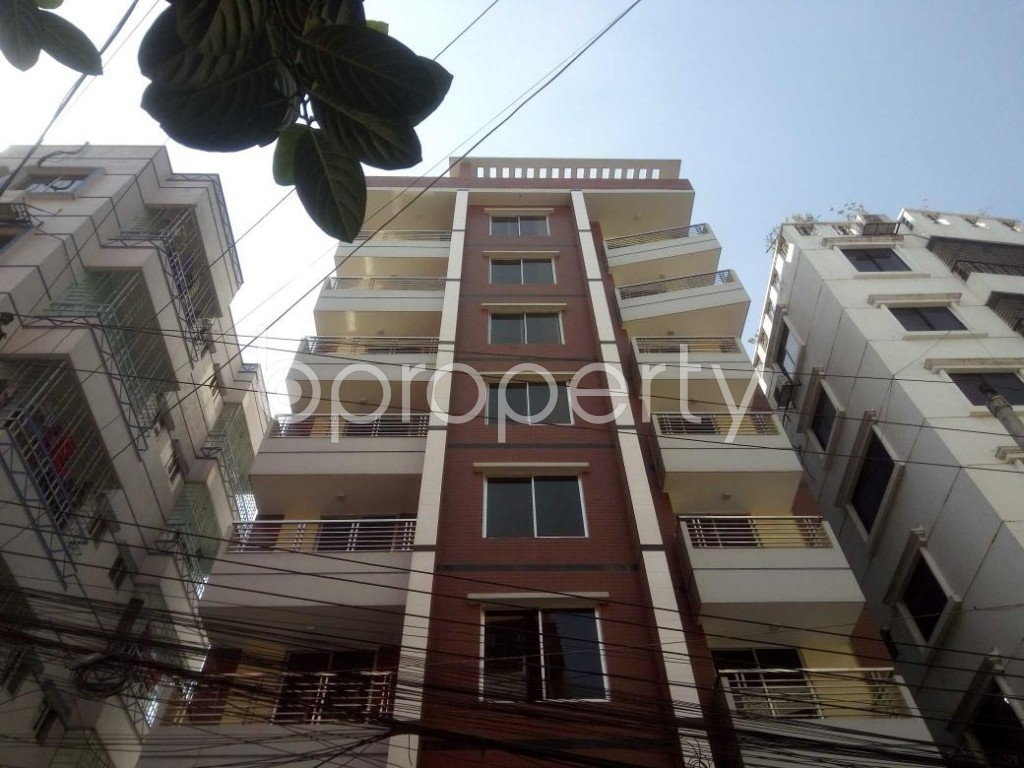 Front view - 3 Bed Apartment to Rent in Baridhara, Dhaka - 1858027