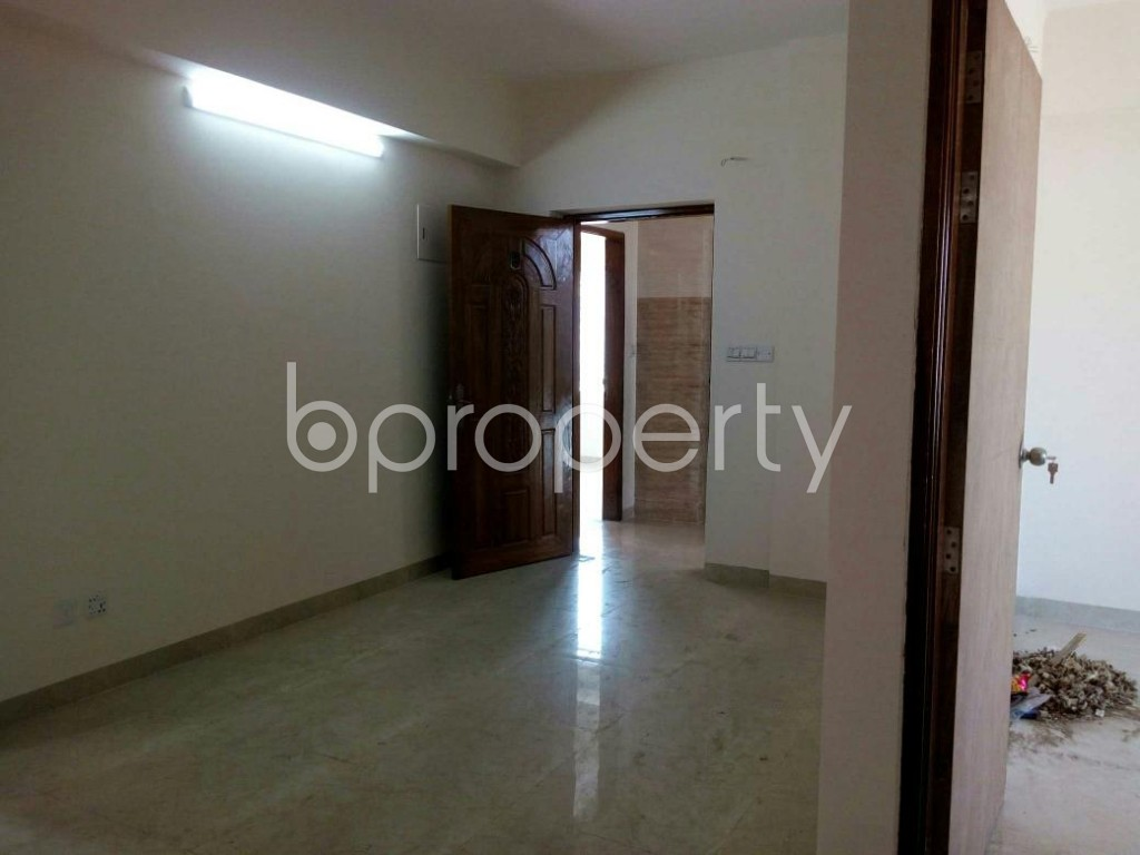 Dine/Dining - 2 Bed Apartment for Sale in Banasree, Dhaka - 1858069
