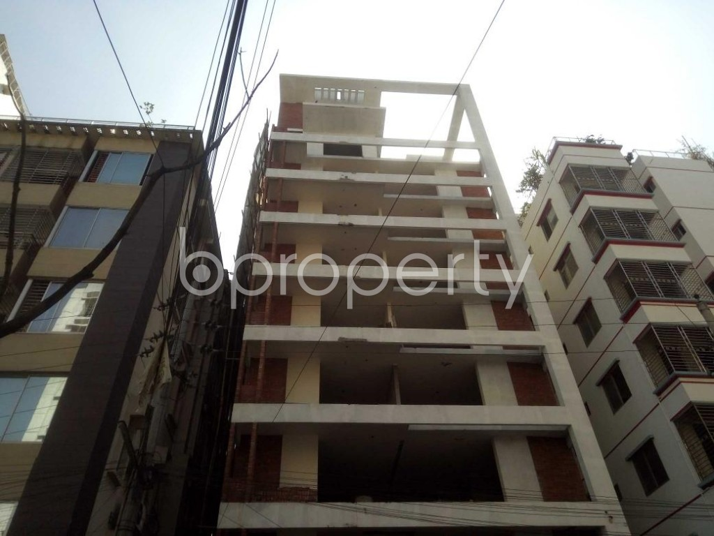 Front view - 3 Bed Apartment to Rent in Baridhara, Dhaka - 1858094