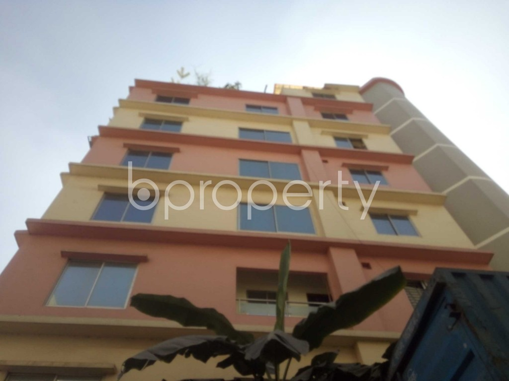 Outside view - 3 Bed Apartment to Rent in Baridhara, Dhaka - 1858096